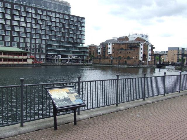 Millwall Dock