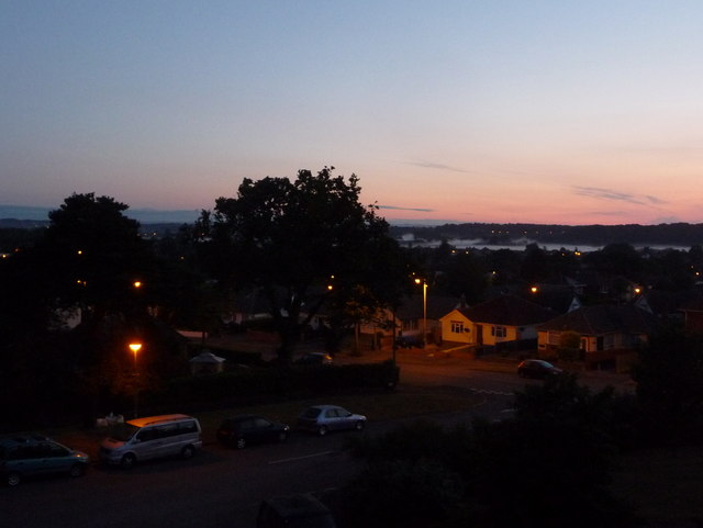 Northbourne: June daybreak