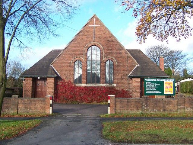 Werrington Methodist Church