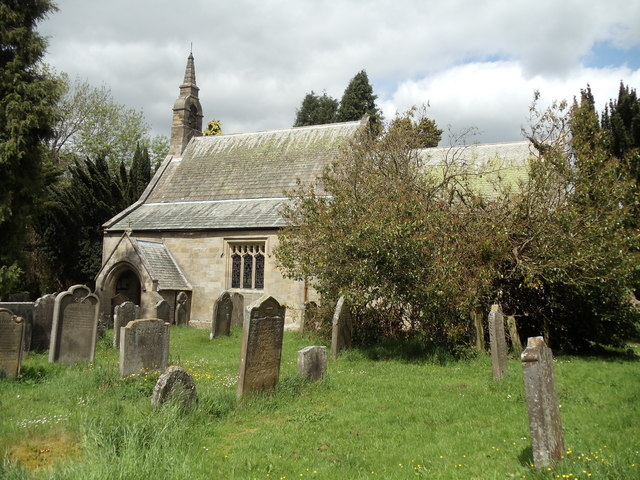 Church of St. Giles, Netherwitton