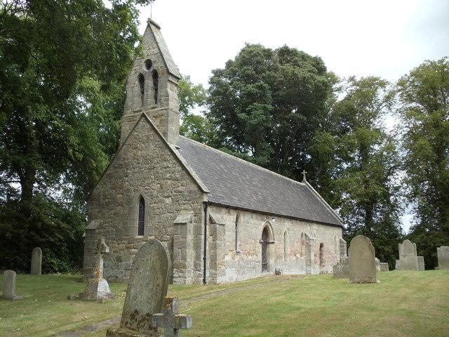 Church of St John the Baptist, Meldon