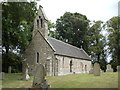 NZ1183 : Church of St. John the Baptist, Meldon by Bill Henderson