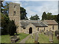 NZ0982 : The Church of St. Andrew, Bolam by Bill Henderson