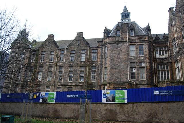 Royal Infirmary of Edinburgh