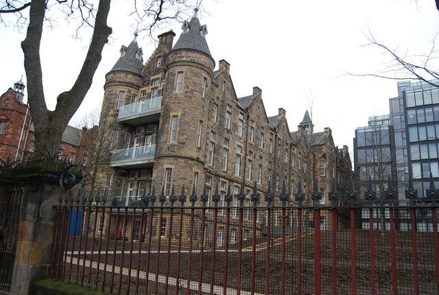 The Royal Infirmary of Edinburgh