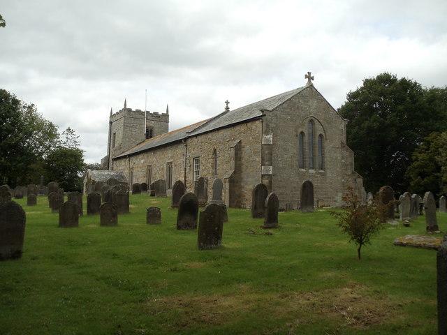 The Church of St. Bartholomew, Kirkwhelpington