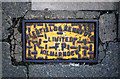 J5082 : Fire hydrant cover, Bangor by Rossographer