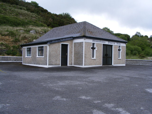 Shanahan's Funeral Home - Cullane West Townland