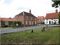 TM3464 : Rendham village, Suffolk by Evelyn Simak