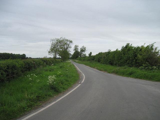 Long  Lane  towards  the  A64  and  Heslington