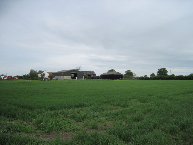 White  House  Farm  from  Minster  Way