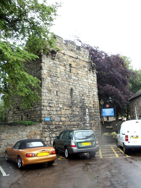 The Vicar's Pele Tower, Corbridge