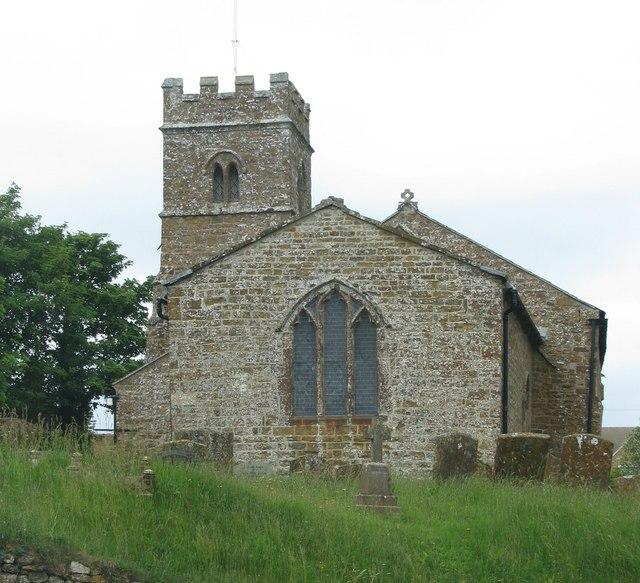 Epwell Church