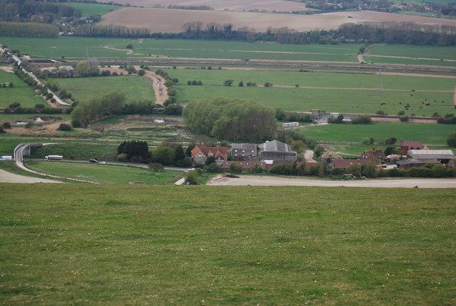 Itford Farm