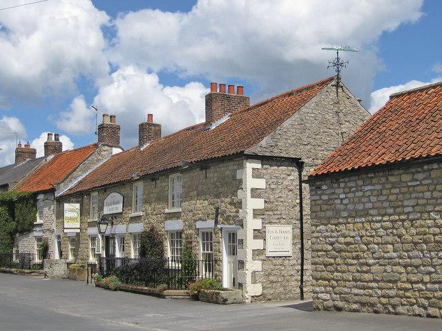 The Fox and Hounds Country Inn, Sinnington