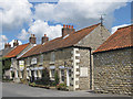 SE7485 : The Fox and Hounds Country Inn, Sinnington by Pauline E