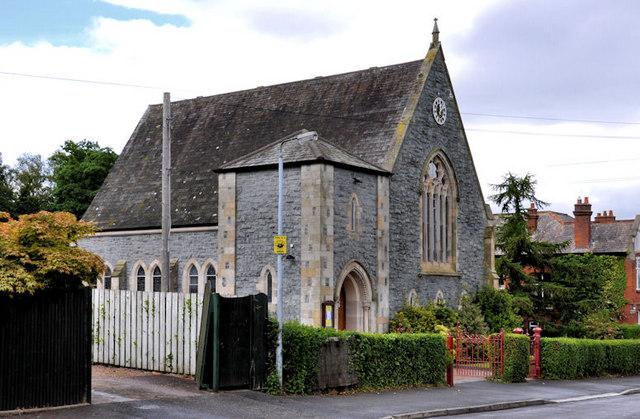 Helen's Bay Presbyterian church (1)