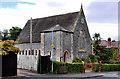 J4582 : Helen's Bay Presbyterian church (1) by Albert Bridge