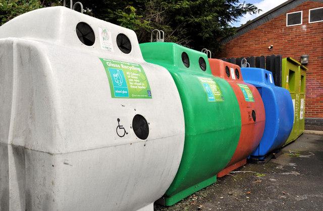 recycling bins osu extra curricular activities