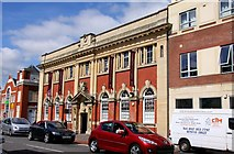 ST5871 : The Grant Bradley Gallery on Bedminster Parade by Steve Daniels