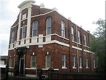 SE3220 : Former Wesleyan Methodist Church, Lawefield Lane (1) by Mike Kirby