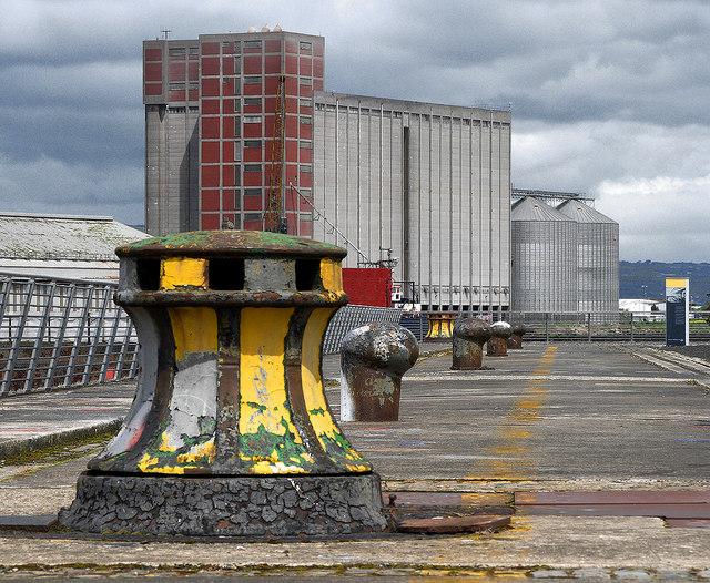 Capstan, Belfast