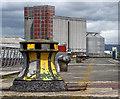 J3576 : Capstan, Belfast by Rossographer