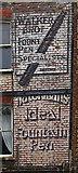 TQ3386 : 'Ghost sign', Stoke Newington Church Street by Julian Osley