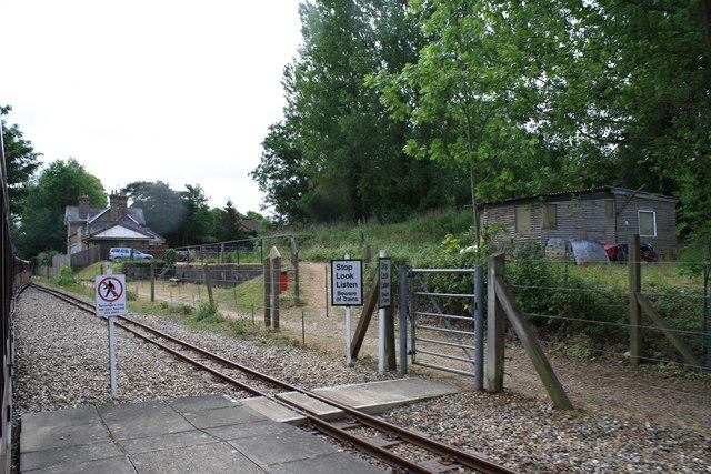 Coltishall Station