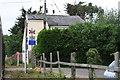 TG2920 : Belaugh Green level crossing by Glen Denny
