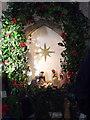 SU9503 : Nativity scene, St. Mary's, Barnham by nick macneill