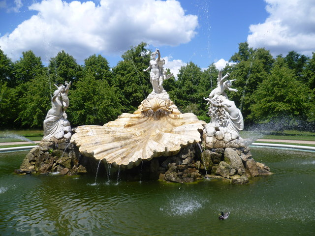 The Fountain of Love at Cliveden