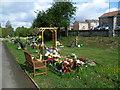 TQ4768 : St Mary Cray Cemetery, Star Lane by Marathon