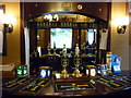 SE3556 : The back room bar at the Marquis of Granby by Ian S