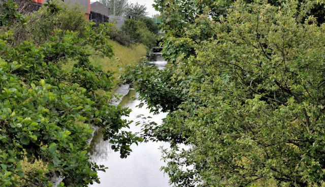 The Blackstaff River, Belfast (1)