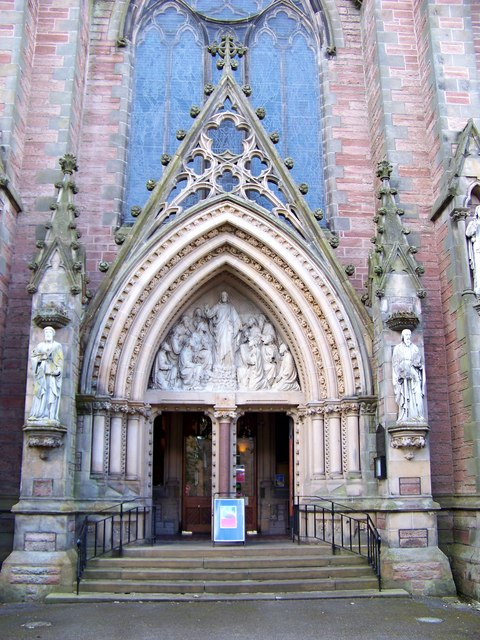 The Cathedral Church of St Andrew, Inverness