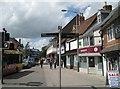 SP1955 : Looking west on Greenhill Street by Robin Stott