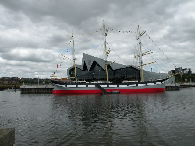Glenlee at Riverside Museum