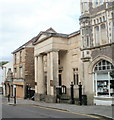 SO2800 : Pontypool : Crane Street Baptist Church viewed from the SW by Jaggery