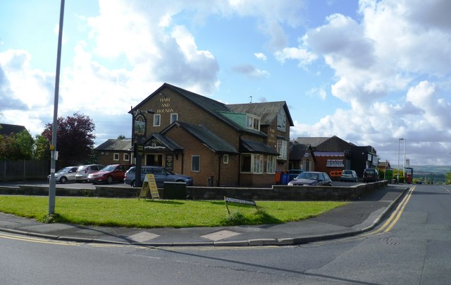 Hare & Hounds - Outwood