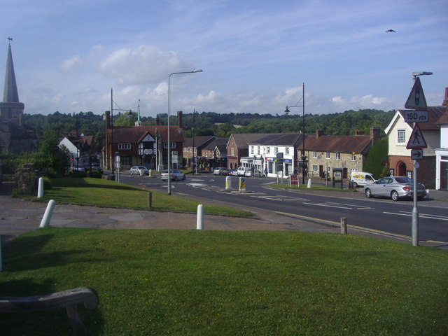 View of Forest Row