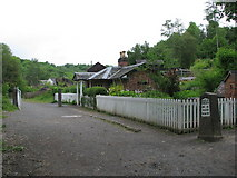 SJ6903 : Toll house at Blists Hill by Sarah Charlesworth