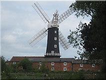 TA0233 : Skidby Windmill by John Firth