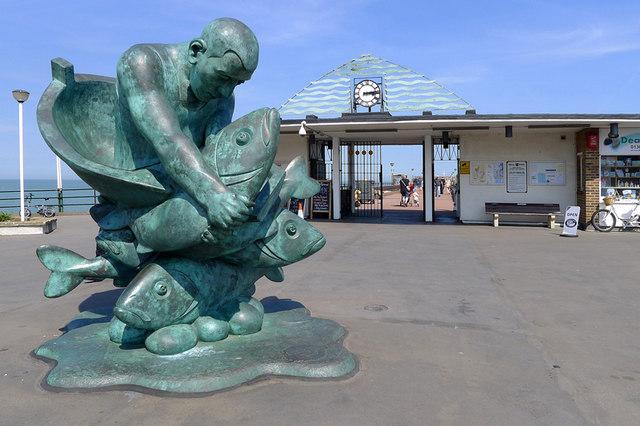 The Pier Entrance, Deal
