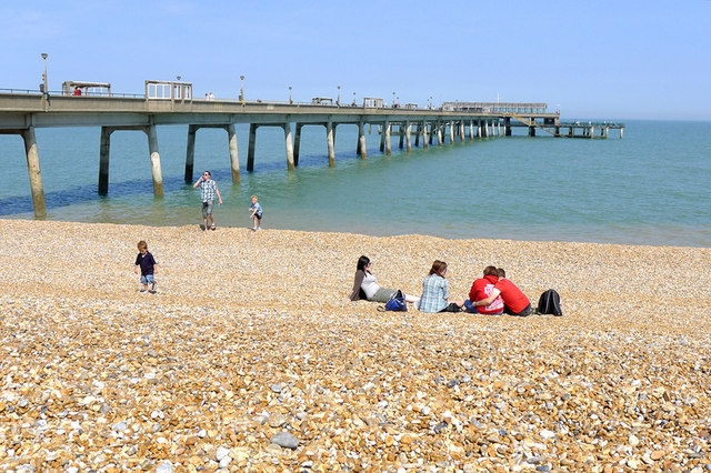 The Beach and the Pier, Deal