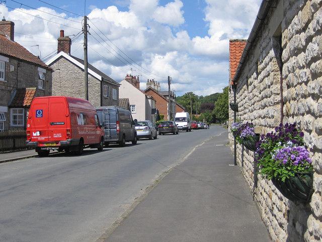 Main Street, Sinnington