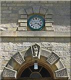 SE7485 : Architectural details, Sinnington Methodist Chapel by Pauline E