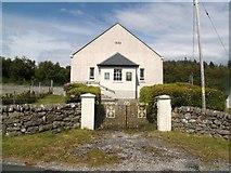 NG5536 : Raasay Free Presbyterian Church by Euan Nelson