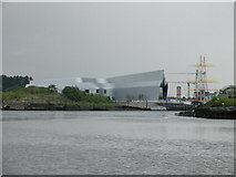 NS5565 : Riverside Transport Museum by Keith Edkins