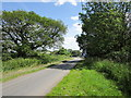SJ4573 : Hob Lane near Hoblane Farm by Jeff Buck